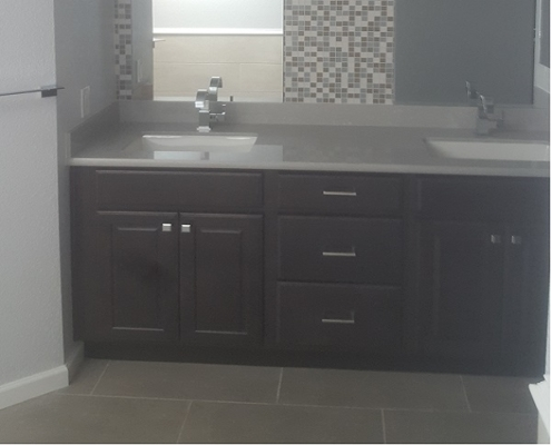 Featured Projects In California Petkus Brothers - Bathroom remodel elk grove ca