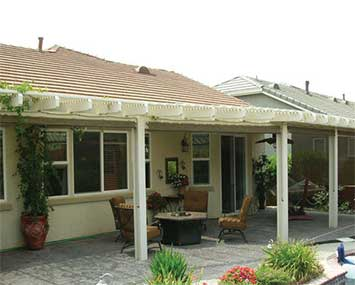 Patio Covers, Pergolas and Awnings in Northern California