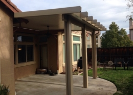 Flatwood Patio Cover Lincoln, CA