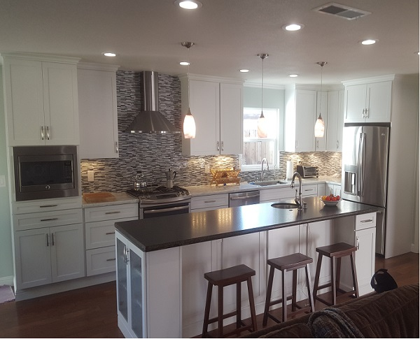 Kitchen remodeling Davis ca
