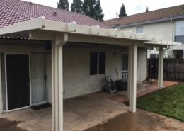 Non Insulated Patio Cover Citrus Heights, CA