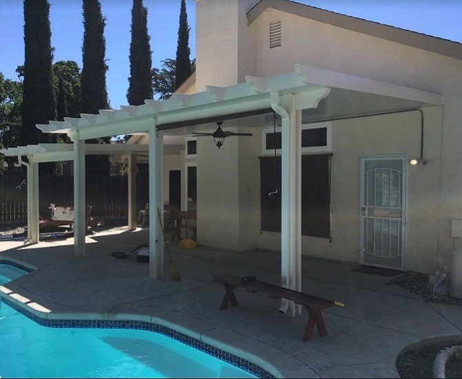 Patio Cover Installation Vacaville