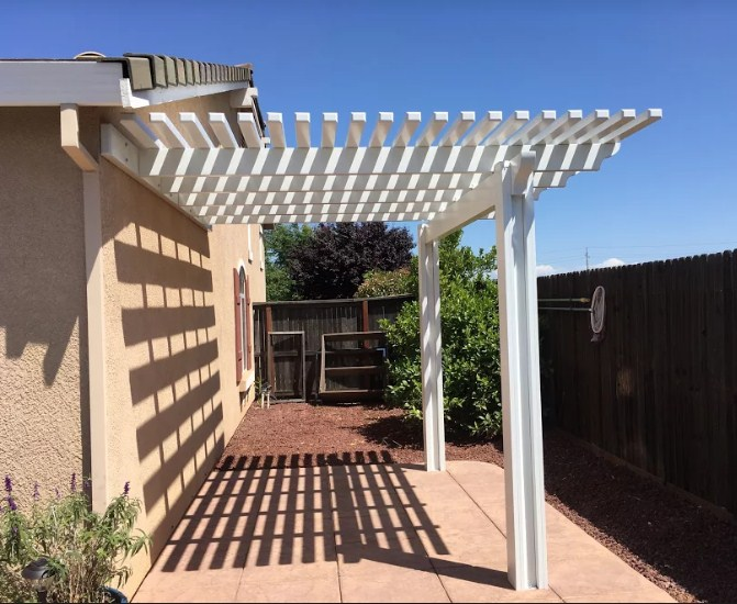 Beau Durawood Patio Cover Lincoln, CA