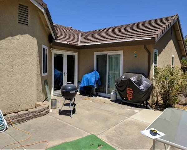 Flatwood Roof Mount Patio Cover Elk Grove Ca