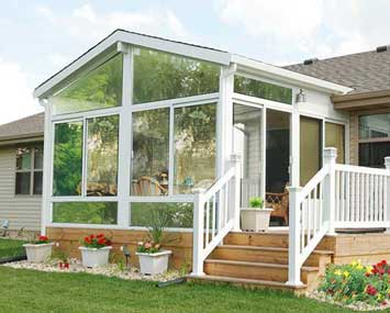 Sunrooms patio rooms and conservatories in sacramento ca for Adding a conservatory