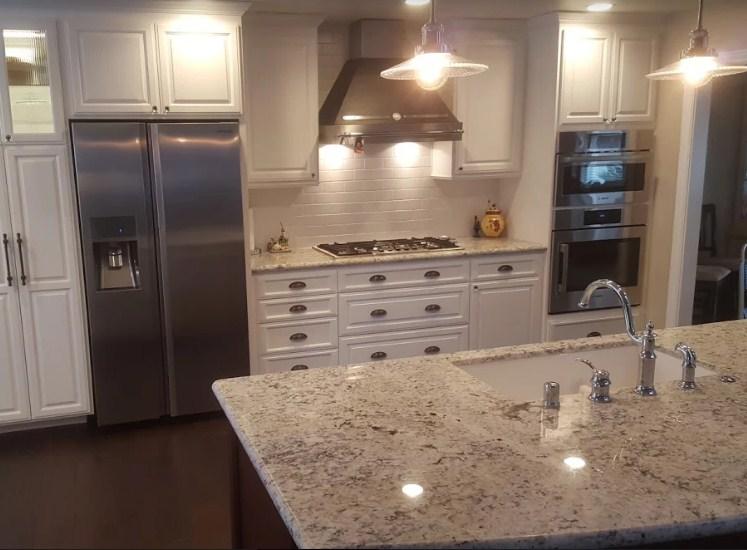 Custom Kitchen Remodeling Addition Open Design Concept