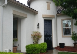 turret shaped House Woodland, CA