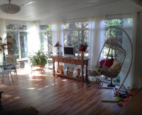 Sunroom Living Area Addition Petkus Brothers