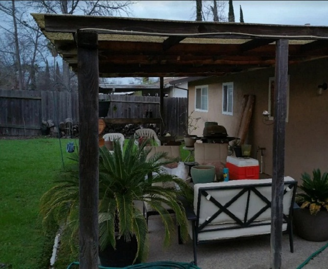 Roof Mounted Patio Cover Citrus Heights Ca
