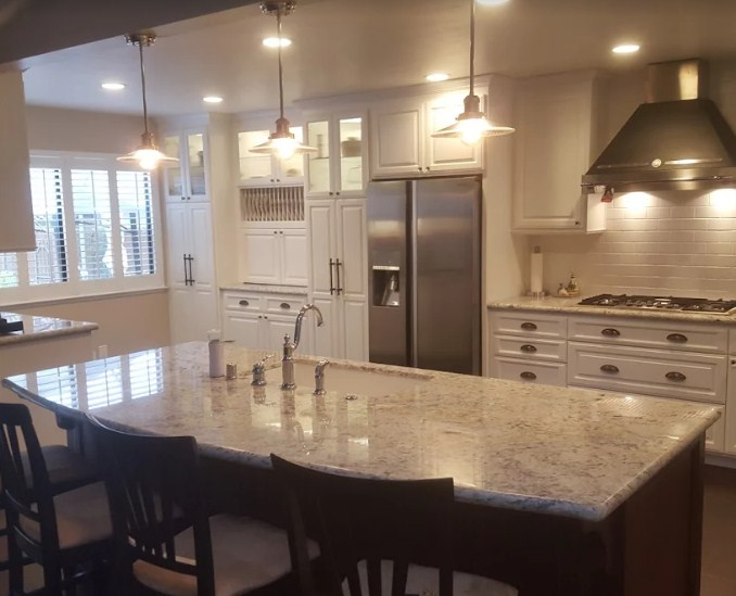 Custom Kitchen Remodeling Addition, Open design concept ...