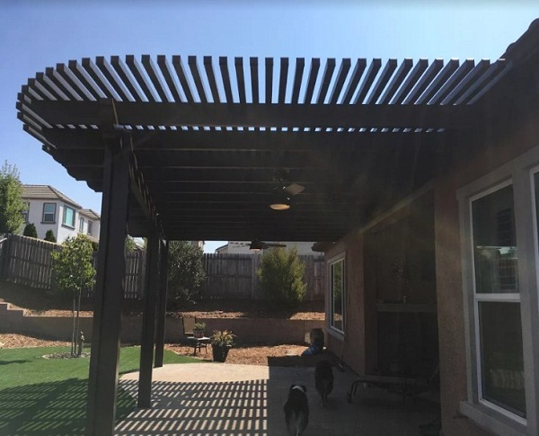 Mount Attached Patio Roseville Ca