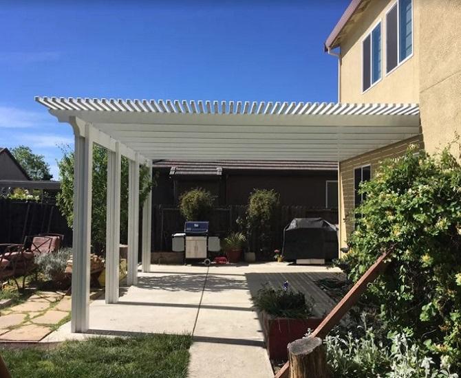 Patio Cover Installation Service Woodland Ca