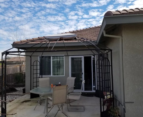 Patio Cover Installation Service Woodland Ca