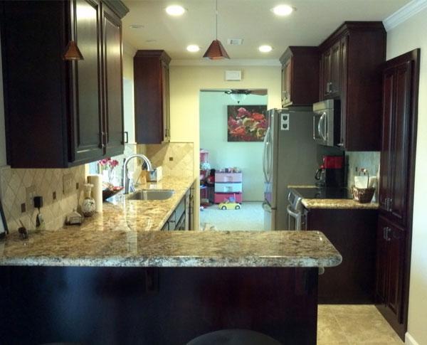 Kitchen Remodel in Sacramento